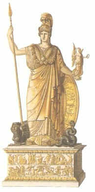 Athena attribut